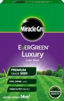 Miracle-Gro Luxury Lawn Seed - 420gm